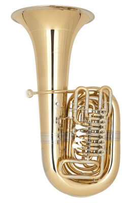 Tuba Do 5 Cilindros Miraphone 88 Goldmessing